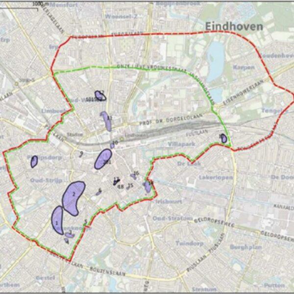 GGB Eindhoven contouren